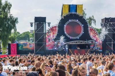 Ultrasonic Festival 2013